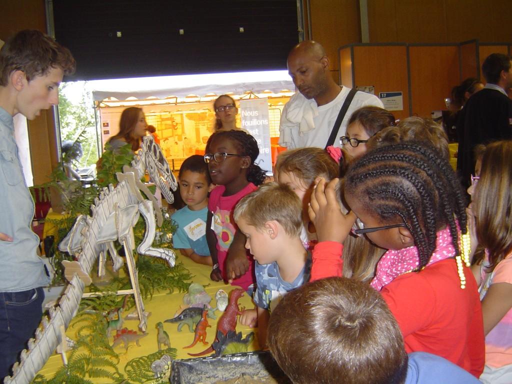 Dinosaures, fossiles et préhistoire