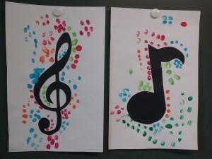100 empreintes musicales (CE2)